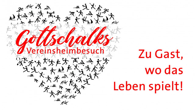 Gottschalks Vereinsheimbesuch